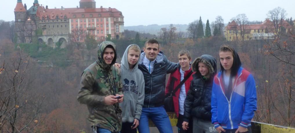 Kolejna w tym roku wyprawa w Góry Sowie…