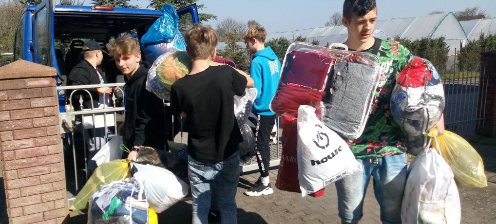 Wolontariat w Placówce